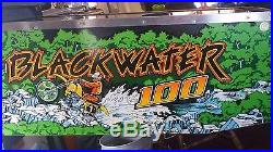 1988 Bally blackwater 100 coin op machine with manual WILL SHIP