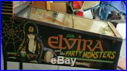 1989 ELVIRA AND THE PARTY MONSTERS-EATPM