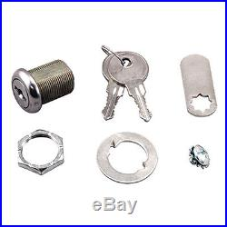 25 HAPP 7/8 KEYED ALIKE LOCKS DOUBLE BITTED GOOD QUALITY GREAT PRICE FAST SHIP