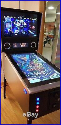 42 Full Size Virtual Pinball Machine cabinet Coin Mech with free 880 game SSD