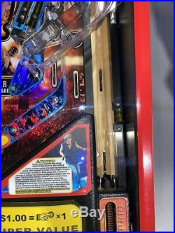 AC/DC Luci Vault Pinball Machine ColorDMD Free Shipping