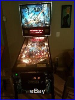 AVATAR Pinball Machine by Stern, Excellent condition. Everything works, withkeys