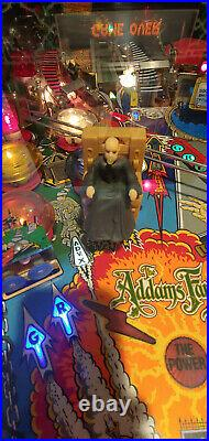 Addams Family Pinball with Special Collector's Edition ROM