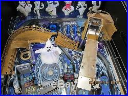 America's Most Haunted Pinball Machine RARE! Only 150 Produced