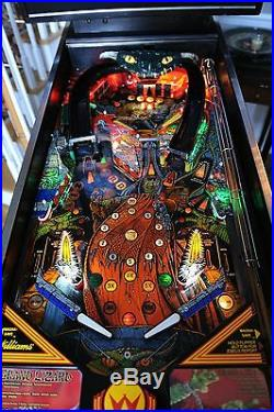 Awesome! Grand Lizard Pinball 1986 machine by Williams. Clean HUO only