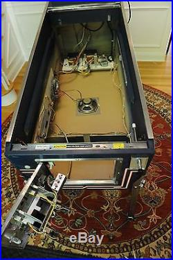 Awesome restored! Space shuttle Pinball 1984 machine by Williams. New Playfield