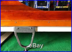 Bally 1966 Contact Bowler 21ft long (640cm) Very Rare American Game 100% Working