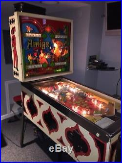 official photos best quality new collection Pinball Machines » Blog Archive » Bally Amigo Pinball ...