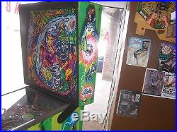 Bally Circus Voltaire HOME USE ONLY Pinball Machine