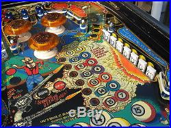 eight deluxe pinball machine for sale craigslist