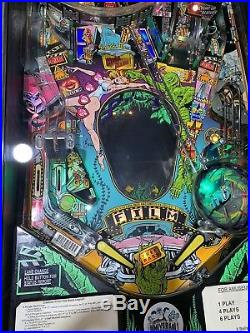 Creature From The Black Lagoon Pinball Machine Bally Coin Op Arcade LEDs