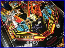 DR WHO Pinball Machine by BALLY 1992 (Excellent Condition & Custom LED)