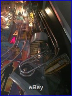 Dirty Harry new Pinball machine arcade games Williams 1995 mint condition