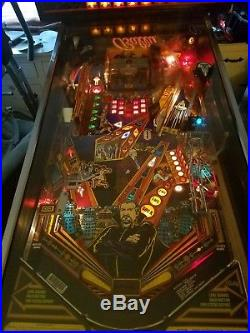 Doctor Who Dr. Who Bally Pinball Arcade Machine 1992, Excellent shape