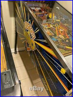 Doctor Who Pinball Machine by Bally Coin Operated