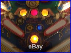 Eight Ball Deluxe Pinball Machine Good Condition! 8 Ball Deluxe CHALK UP