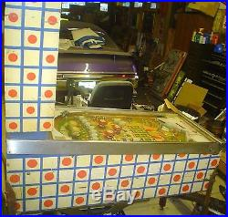 KINGS AND QUEENS PINBALL MACHINE MADE BY GOTTLIEB PROJECT machine