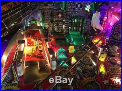 Medieval Madness Pinball Machine MANY UPGRADES PayPal LOW RESERVE
