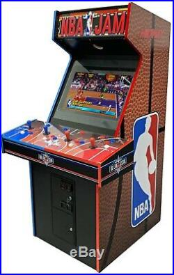 NBA JAM ARCADE MACHINE by MIDWAY1993 (Excellent Condition) RARE