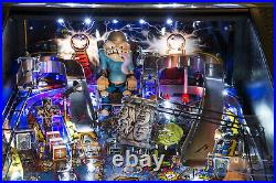 NEW Stern Metallica Limited Edition Pinball Free Shipping In Stock! # 405