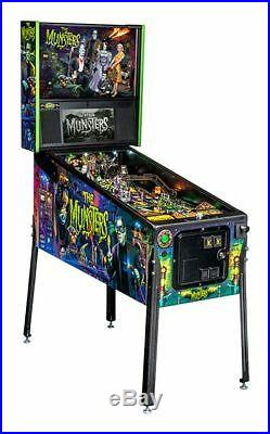 NEW Stern Munsters PRO Pinball Machine Free Shipping In Stock Ships today