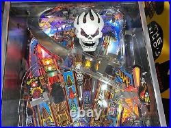 No Fear Pinball Machine Williams Coin Op Arcade LEDS Free Shipping
