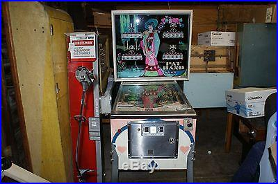 Pat Hand Pinball Game by Williams