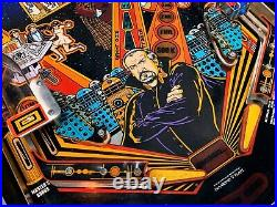 Pinball BALLY Doctor Who 1992 Flipper Dr. Who 100% Working Condition NeverRestor