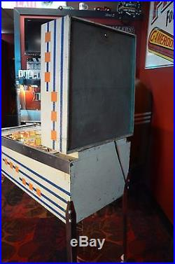 RARE 1962 Williams KING PIN Pinball Machine Feature Video Condition Details