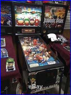 SOUTH PARK PINBALL MACHINE- Working Condition