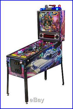Stern Ghostbusters Pro Pinball Machine w Accessory Package