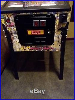 Stern THE SIMPSONS PINBALL PARTY Arcade Pinball Machine First Edition 2003