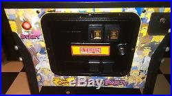 Stern THE SIMPSONS PINBALL PARTY Collector Classic Arcade Pinball Machine