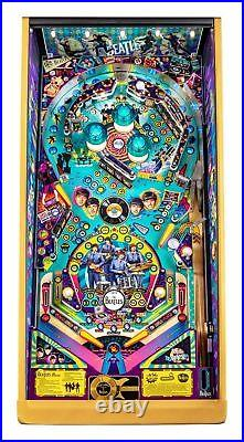 Stern The Beatles BeatleMania Gold Edition Pinball Machine IN STOCK