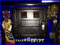 Tales from the Crypt Full-size Pinball Arcade Game Machine