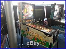 The Simpsons Pinball Machine by Data East-FREE SHIPPING