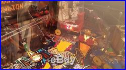 Twilight Zone Pinball Machine Early Production Unit with 3rd Playfield Magnet