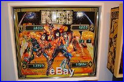 Ultimate Awesome Bally Kiss 1979 German Version fully restored