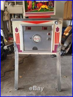 Used Cleopatra 4 Player Pinball Machine by Gottlieb Made in late the 70s. Works