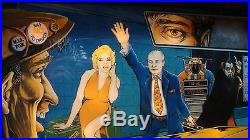 WILLIAMS Pinball Machine TAXI Original MARILYN Working withManual & Parts VIDEO