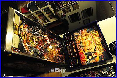 Williams FUNHOUSE Pinball Machine Very Desirable and Collectible