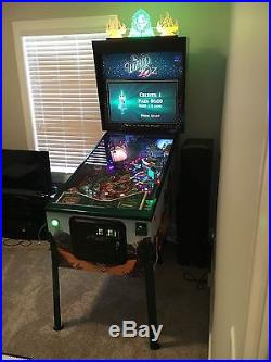 Wizard of Oz Emerald City Limited Edition #781 Pinball Machine MINT condition